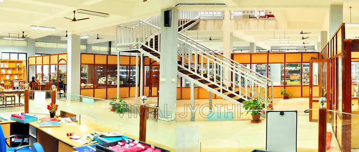 Vimal Jyothi Engineering College Central Library