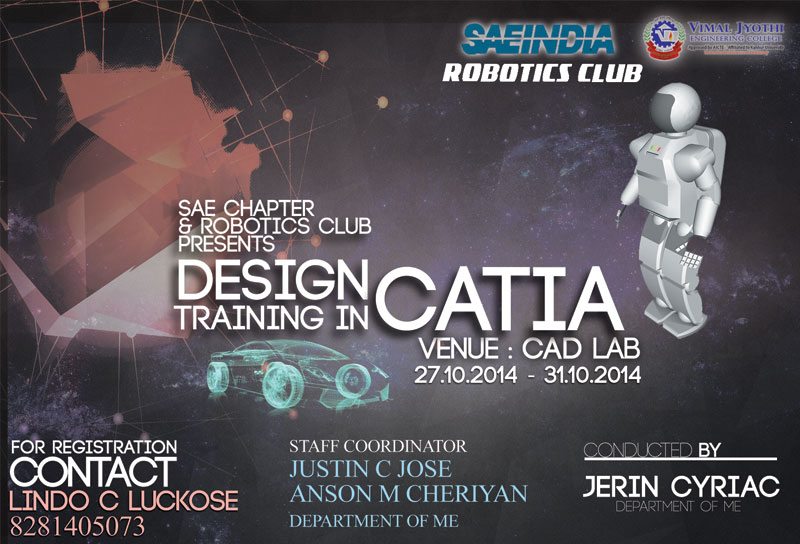 Design Training In CATIA