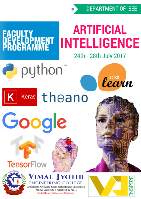 Artificial Intelligence-Five day Faculty Development Program