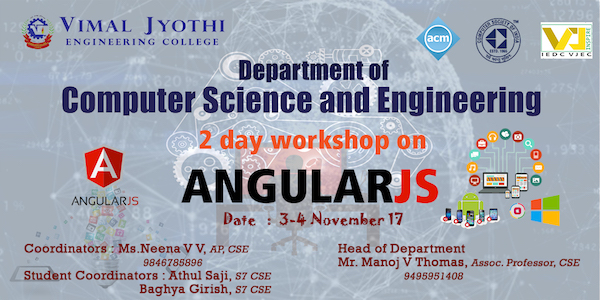 Two day Workshop on AngularJS