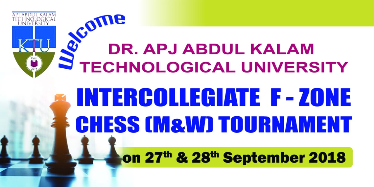 Intercollegiate F Zone Chess Tournament