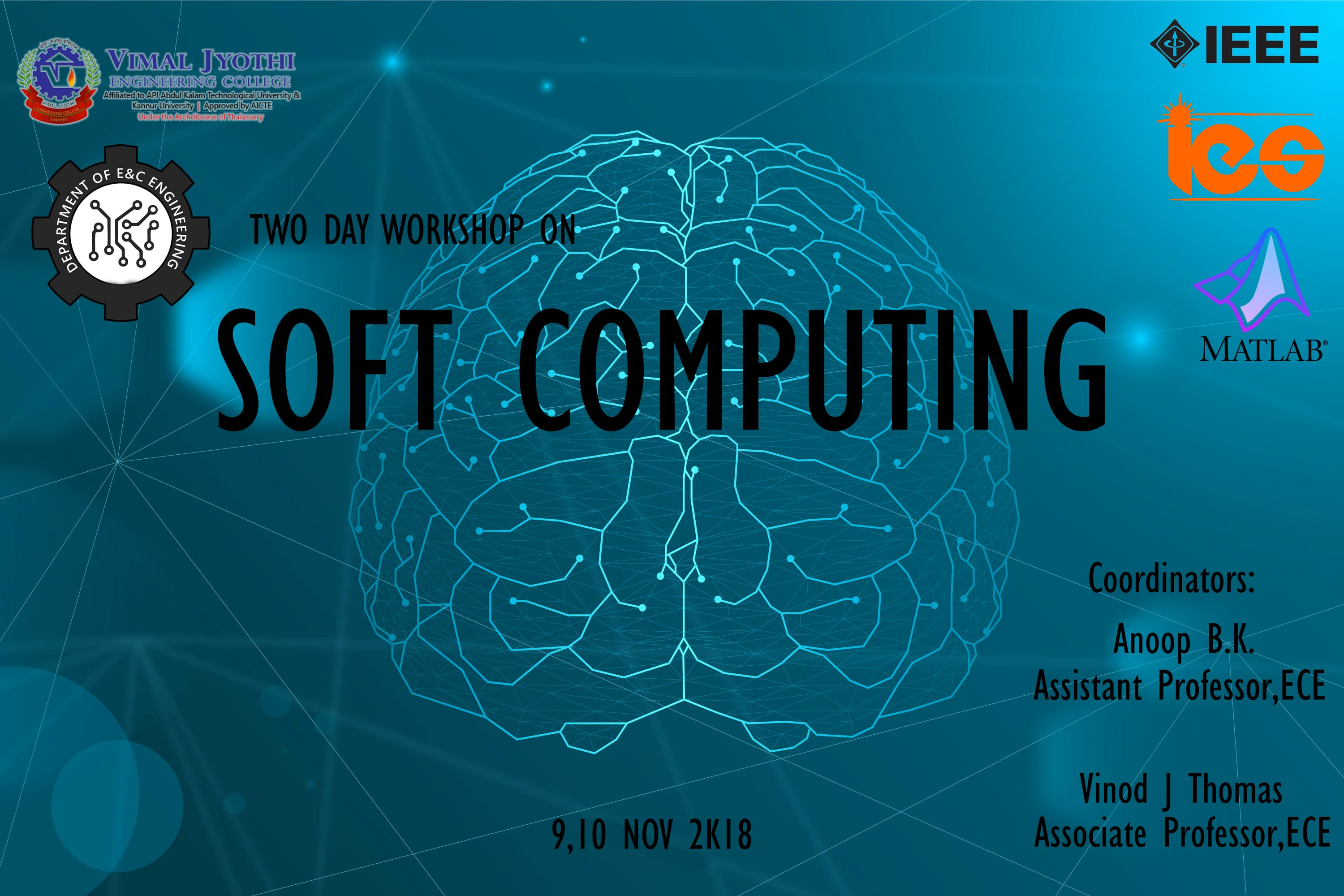 Two-Day Workshop on Soft Computing Techniques
