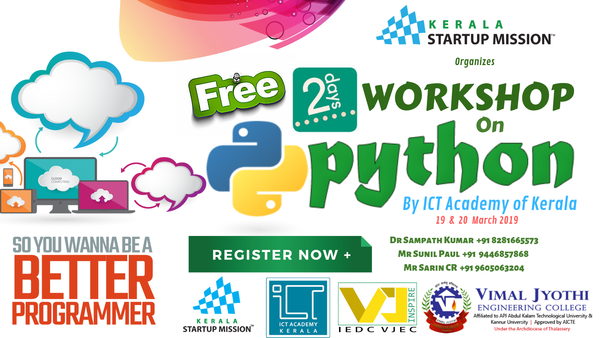 Two day workshop on PYTHON
