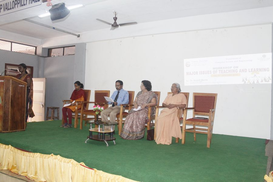 Workshop on Teaching Methodologies