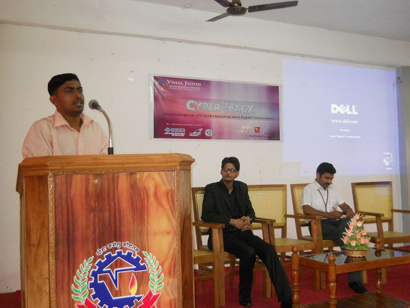 Workshop on CYBER HACK