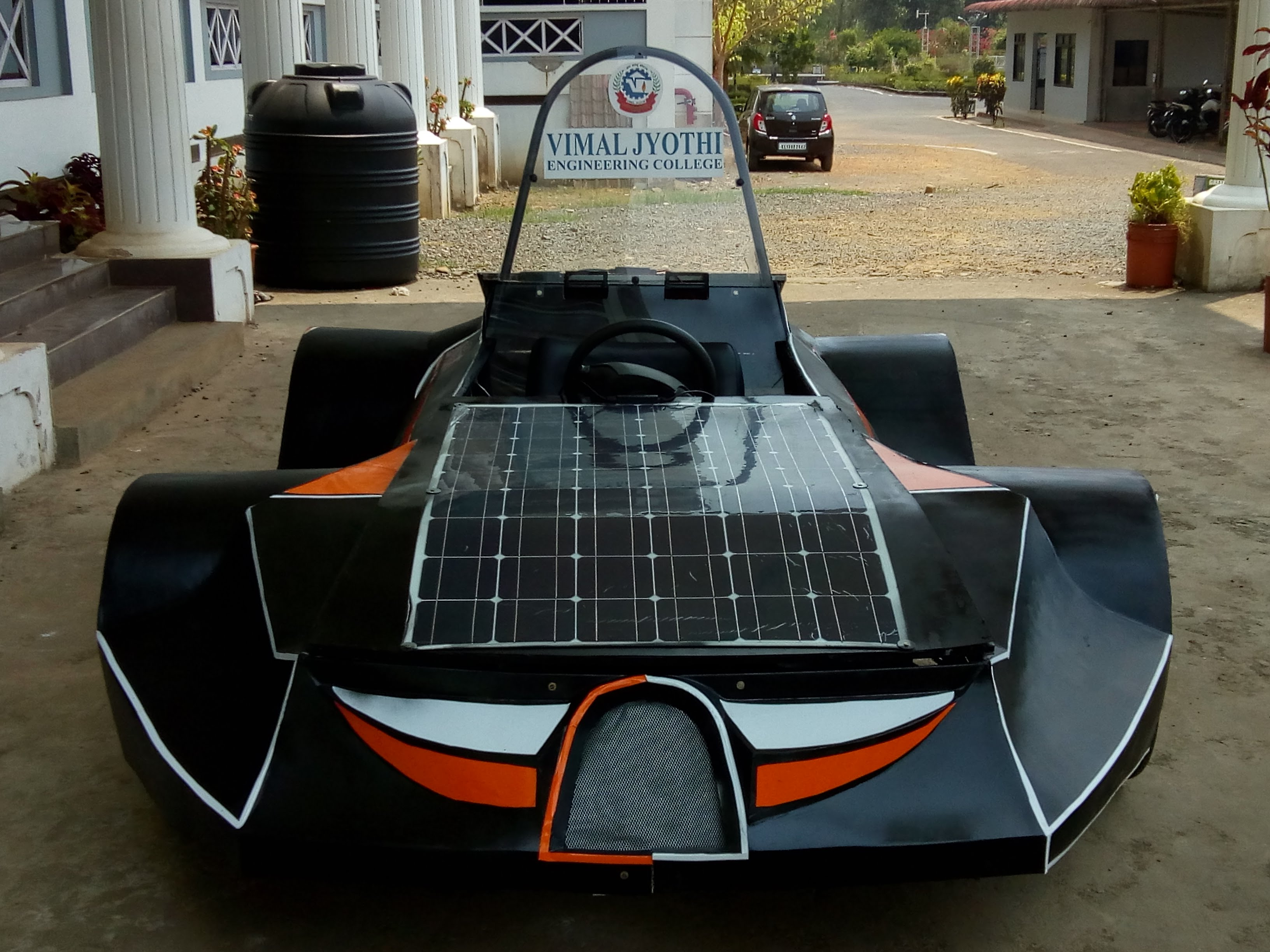 Electric Solar Vehicle